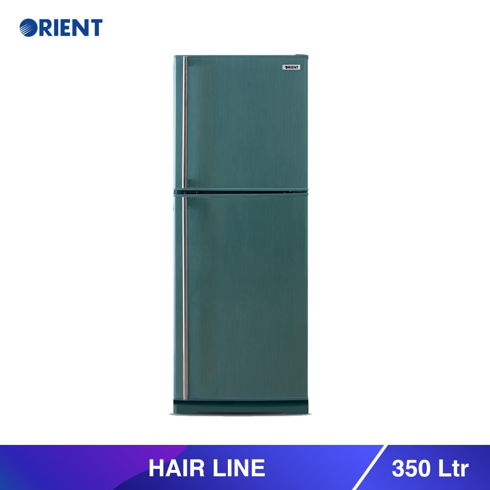 Hairline 350 Liters Refrigerators - Green