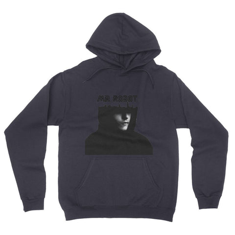 Virgin Teez Mr Robot California Fleece Pullover Hoodie