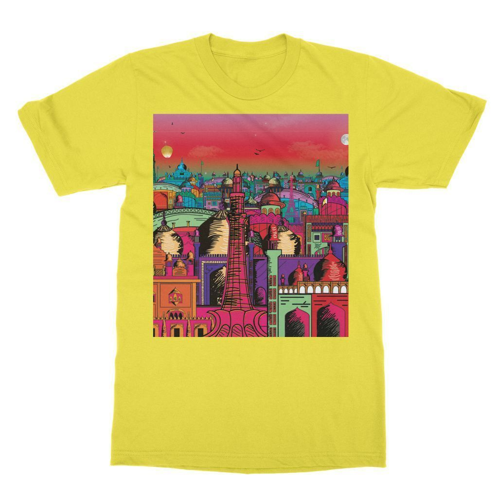 Virgin Teez Lahore on Drugs T-Shirt