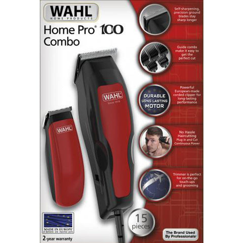Wahl Home Pro 100 Combo Hair Clipper 1395-0466