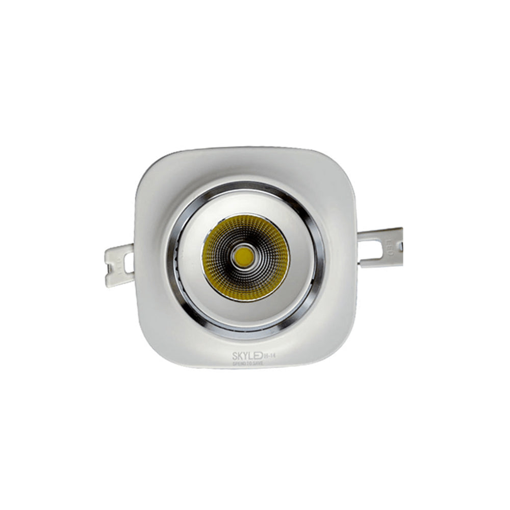 SKYLED COB Down Light - 10W - Square - HT-CD01-10S
