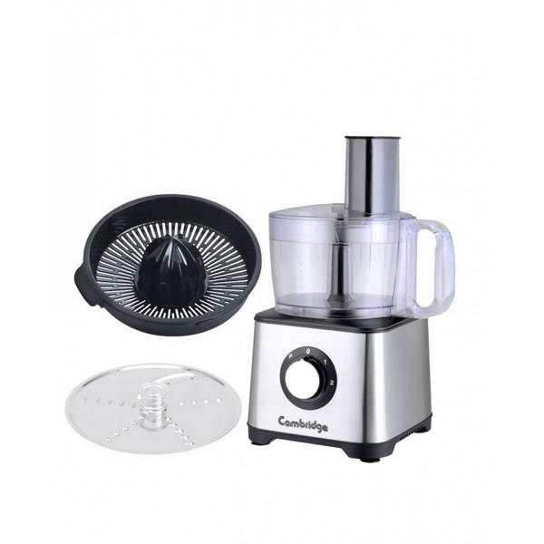 Cambridge Food Processor 8 in 1 FP-2386