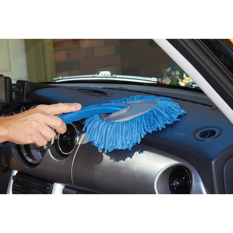 New Auto Car Cleaning Wash Brush Dusting Tool Large Microfiber Duster