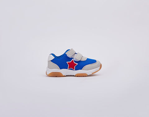 Supersonic canvas sneakers