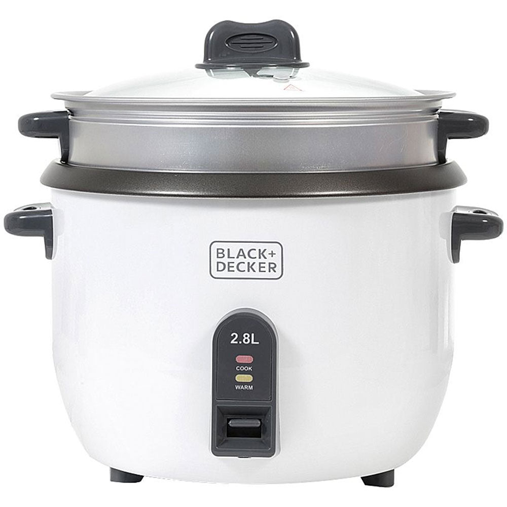 Black and Decker 2.8 Liter Rice Cooker RC 2850