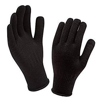 Magnus Woolen Lining Black Gloves- Buy 1 and Get 1 Free