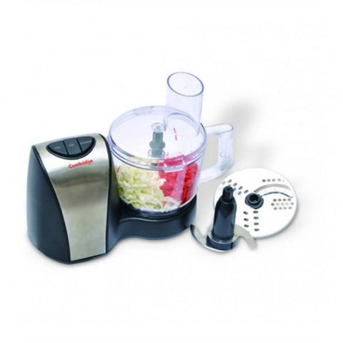 Cambridge Food Processor Chopper FP117, Black