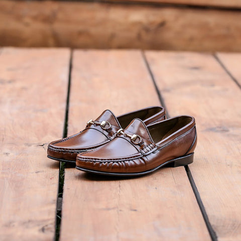 Mentorii Shoes Moza With Flexible Fit JD 065 Brown