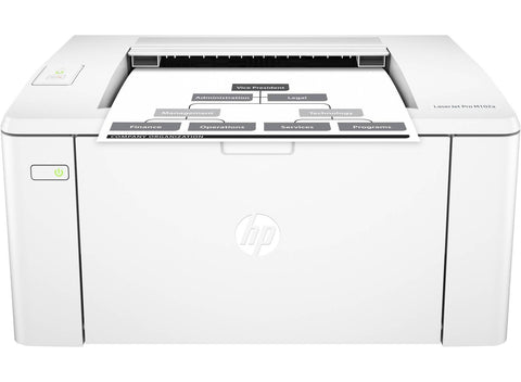 HP Laserjet M102a Mono Laser Printer