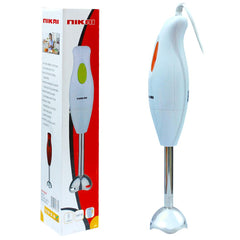 Smart Stick Immersion Electric Blender & Mixer - White