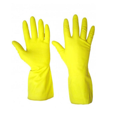 Washing Up Gloves - Yellow