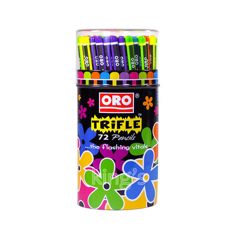 Pack of 72 - Pencils - Multicolor