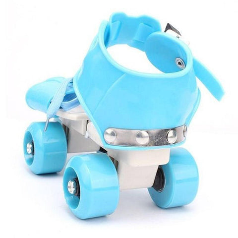 YX Roller Skates for Kids - Blue