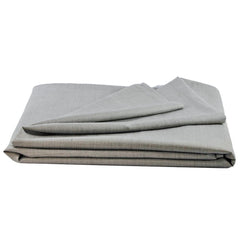 Unstiched Wash & Wear Gents Fabric- Steel Grey - 2.25m