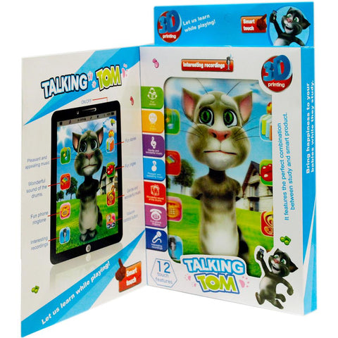 Talking Tom Smart Learning & Educational Tablet for Kids