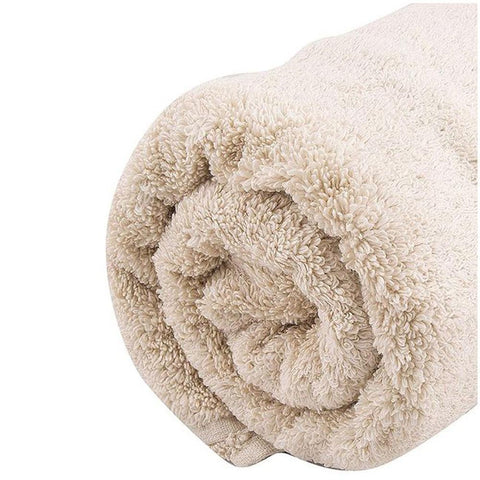 Cotton Bath towel-Yellow