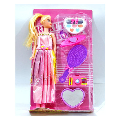 Beautiful Fashion Girl Doll with Accessories