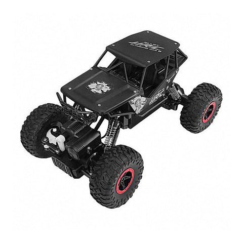 Remote control Rock Strom RC alloy Crawler - Black