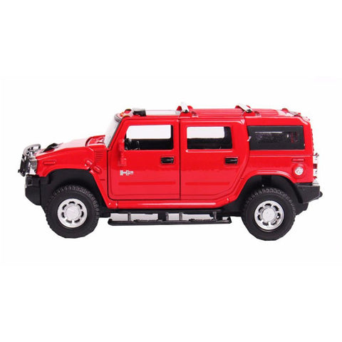 Genuine authorized Full Function Remote Conrtol Hummer - Red