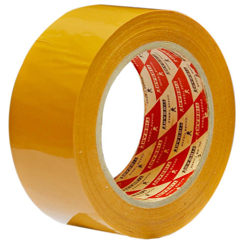 Pack of 6 - Packing Tape & Khakee Tape - 2 Inches