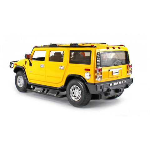 Genuine authorized Full Function Remote Conrtol Hummer -yellow