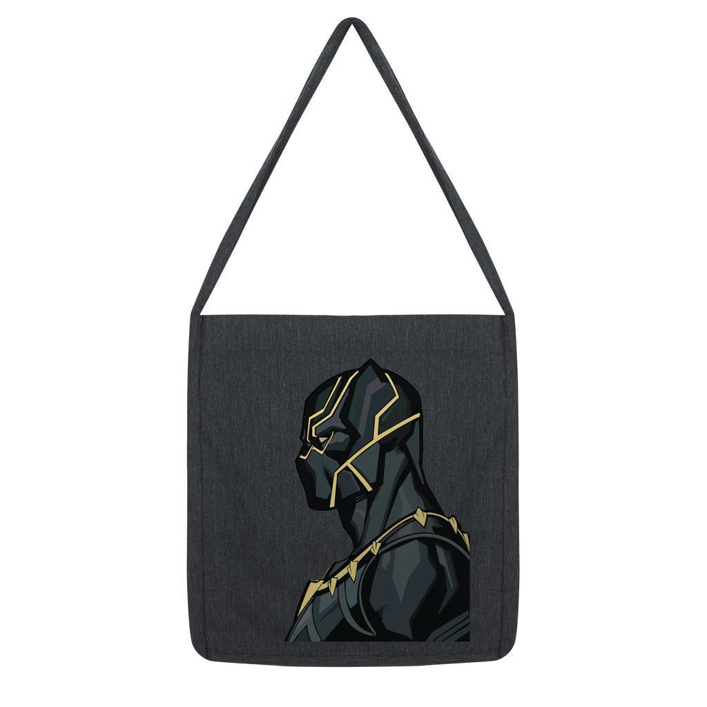 Black Panther By Hassan Sheikh Tote Bag