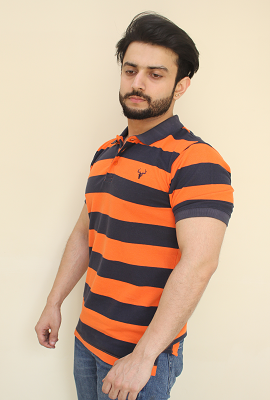 Mens T-Shirt Polo - PS01