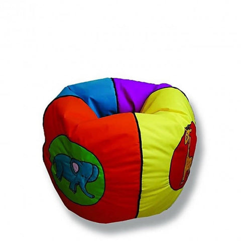 Relaxsit Zoo Toddler Bean Bag - Multicolor
