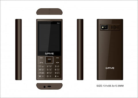 G Five Mobile STAR NEW