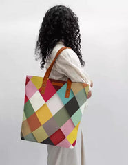 Colorful Jam Classic Tote Bag