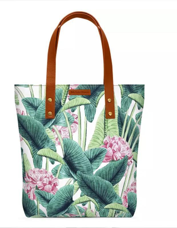 Lovely Botanical Classic Tote Bag