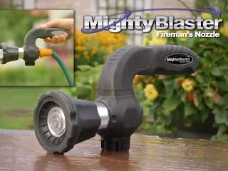 Mighty Blaster Firemans Nozzle Hose Sprayer