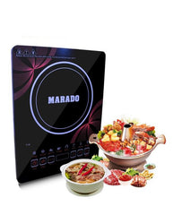 Marado Induction Cooker T-18 - Black