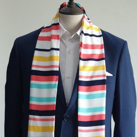 Multi Stripes Scarf
