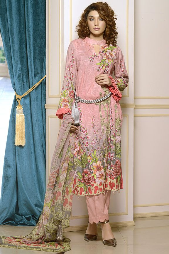 Motifz Digital Printed Lawn Unstitched 2231-Print-A