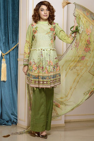 Motifz Digital Printed Lawn Unstitched 2232-Print-A