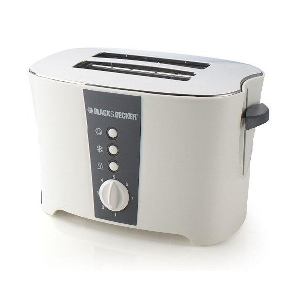 Black & Decker 2 Slice Cool Touch Toaster  ET122-B5