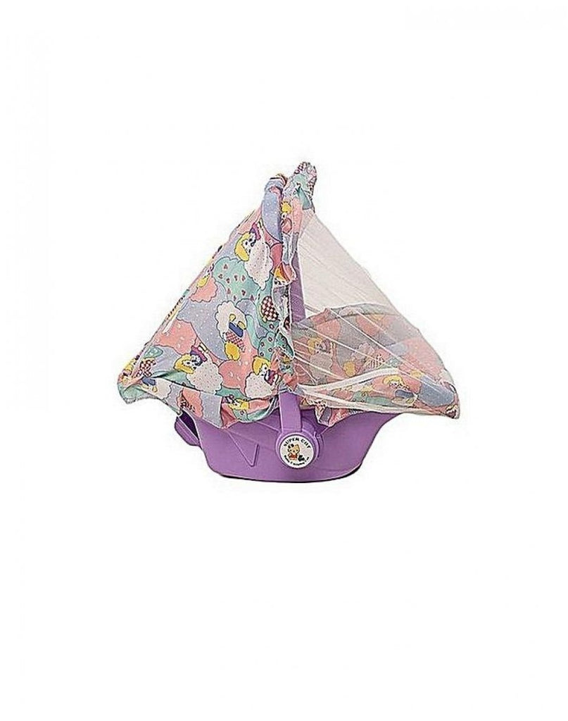 Royal Baby Carry Cot With Mosquito Net