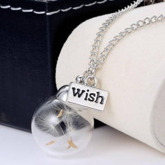 Wish Bottle Necklace