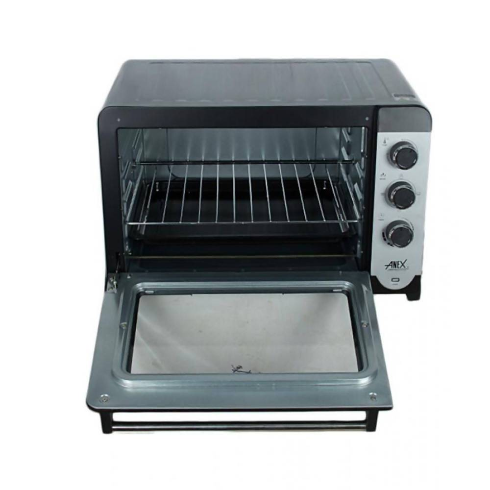 Oven Toaster With BBQ Grill 220 240v Ideal for grilling Anex