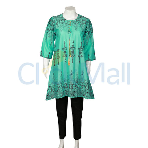 ZAHFAT Summer Lawn Collection -ZHFT03