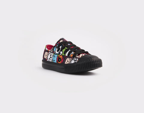 Uptown Funk Canvas Sneakers