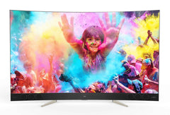 "TCL 65"" C65X3 QLED Curved 4K LED TV"