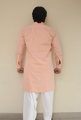 Mens Kurta CS05-OR