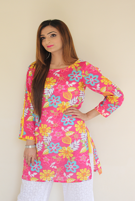 Ladies Kurta - L1807