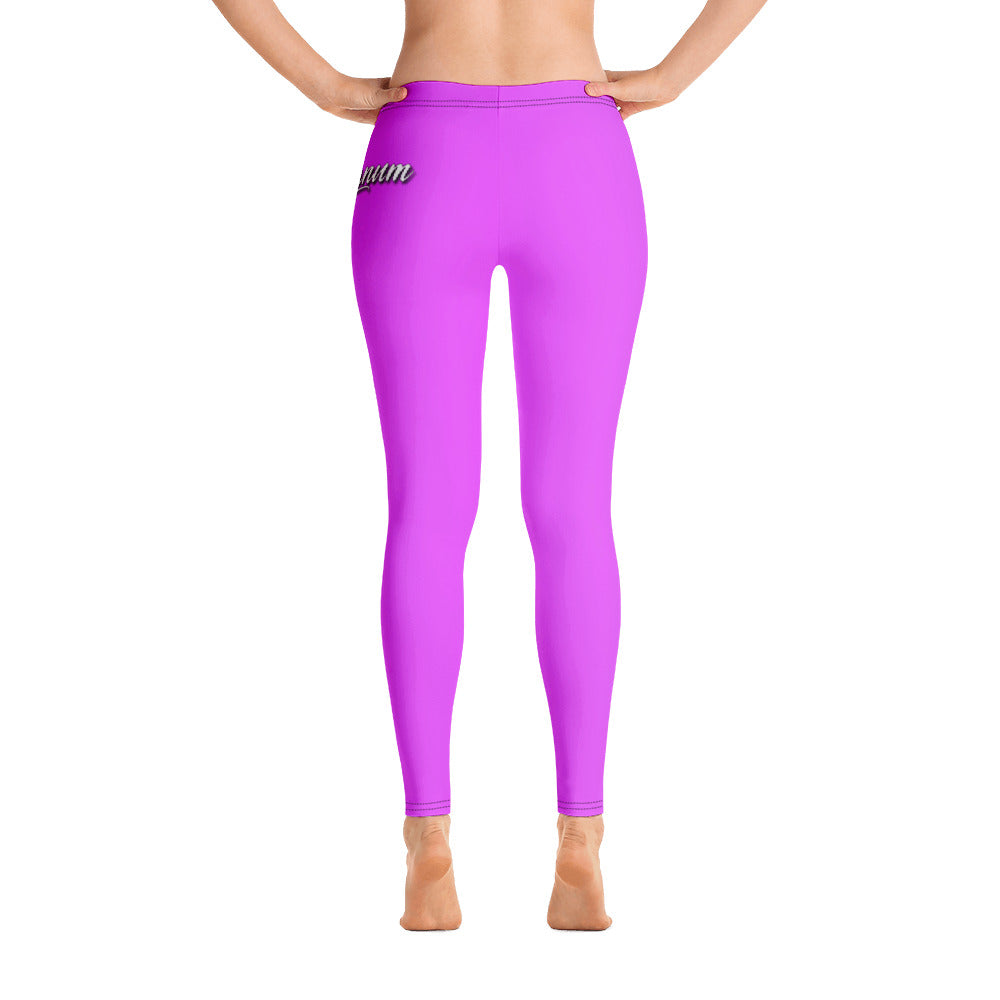 NEON PURPLE LEGGINGS! - OG Magnum