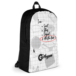 YOUNG OG BACKPACK! - OG Magnum