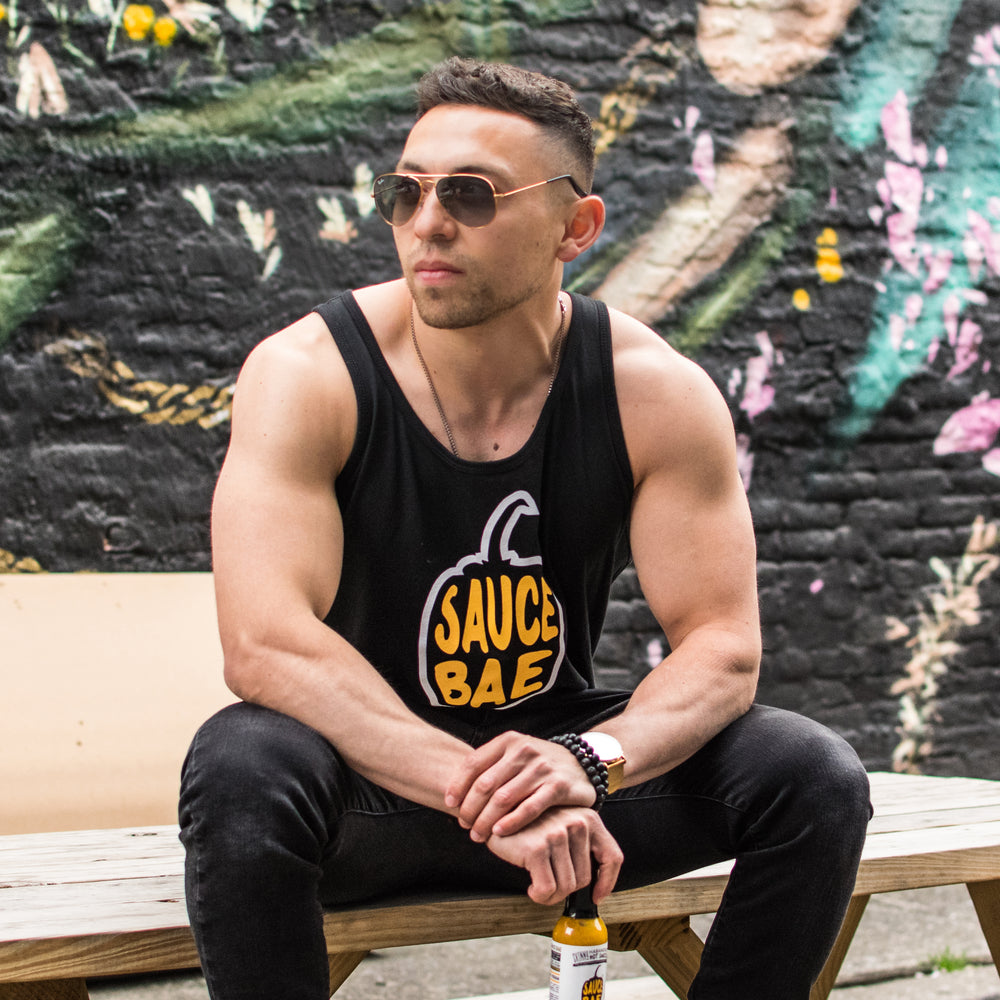 Sauce Bae Mens Tanks