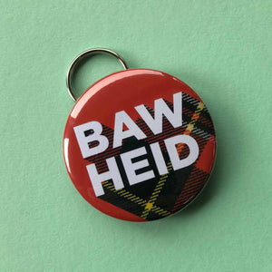 Bawheid Bottle Opener Keyring