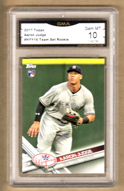 Trading Cards Graded